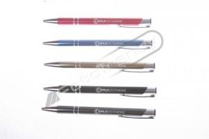 Długopisy reklamowe w bankach