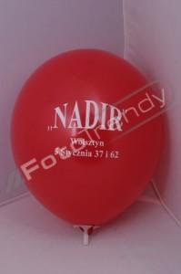 Balony z helem- pomaga wypromować markę